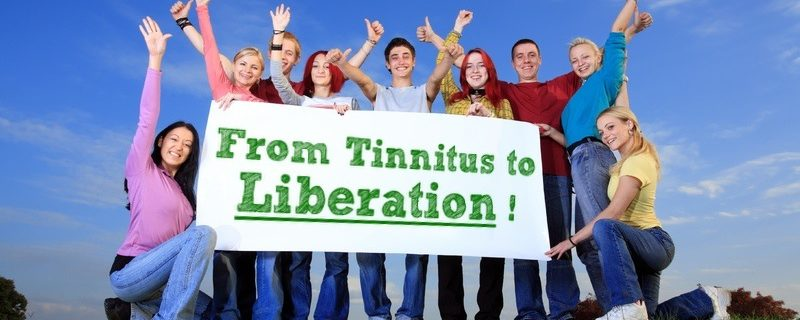Gently Go From Tinnitus to Liberation